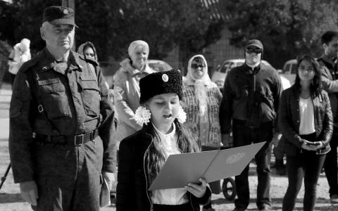 В Черноморском районе  появился первый  кадетский класс