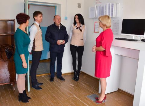 В селе Новоивановке открылся офис  «Мои Документы»