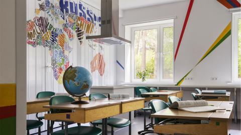 В образовательных организациях Крыма обеспечена реализация образовательных программ в штатном режиме