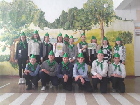 Экологический отряд  «Зеленый  путешественник»:  опыт и перспективы  сотрудничества