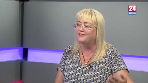 Интервью с Ириной Кивико Турпортала Крыма