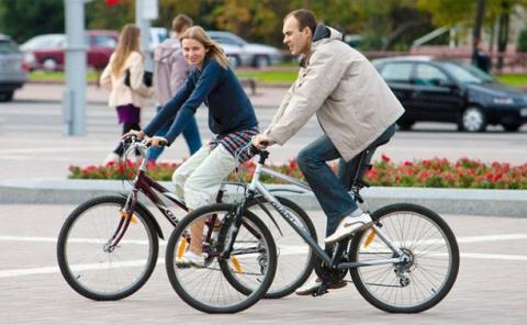 Приглашаем жителей  Черноморского района присоединиться к всероссийской акции «На работу на велосипеде»