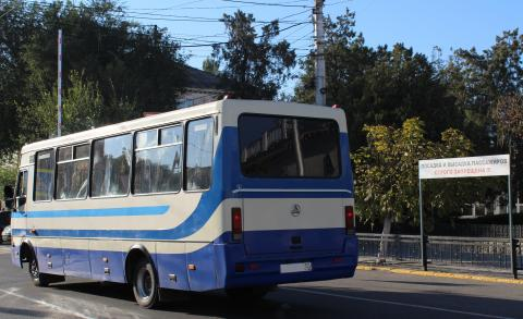 На автостанциях Крымавтотранс введены новшества для пресечения безбилетного провоза пассажиров