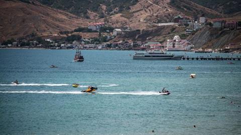 Крым и Кубань соединил первый морской туристический маршрут «Паруса Боспора»