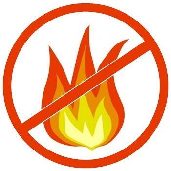 В Черноморском районе введен особый противопожарный режим