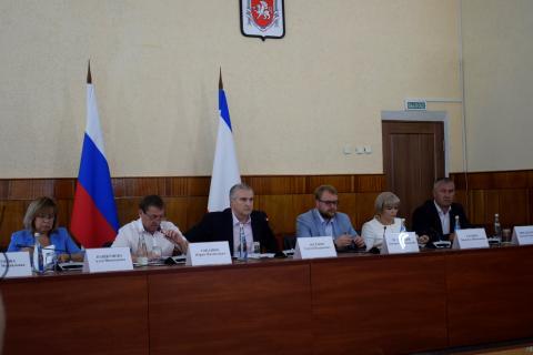 У черноморского района есть все  перспективы для развития!