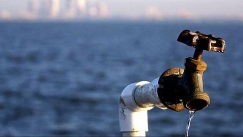 На развитие водоснабжения Крыма  и Севастополя направлено  более 870 миллионов рублей