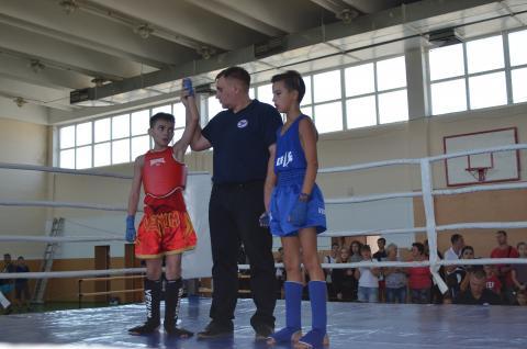 Открытый чемпионат  и первенство  по тайскому боксу