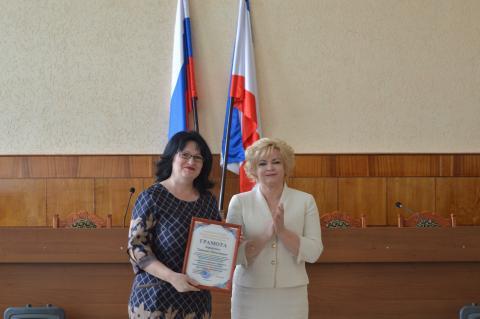 День местного  самоуправления  в Черноморском районе