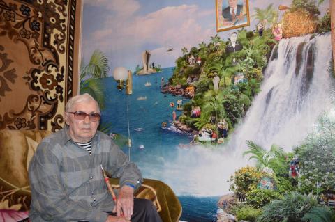 СТАРОЖИЛУ ТАРХАНКУТА  — 90 лет