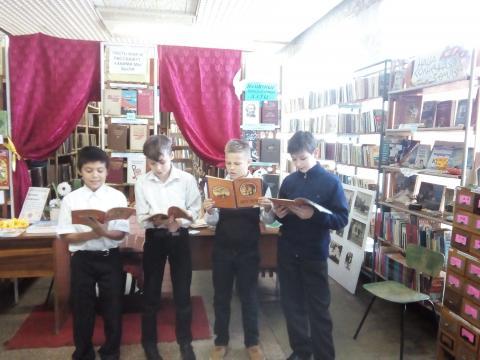 День Тургенева  в Кировской библиотеке