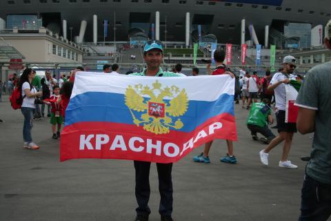 Чемпионат мира по футболу —  многодневный  беспрерывный праздник!
