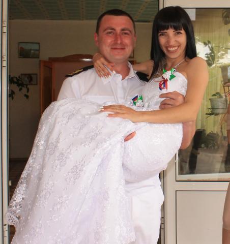 В канун Дня России родилась новая семья