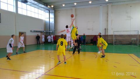 Турнир по баскетболу на Кубок  памяти воинов–интернационалистов