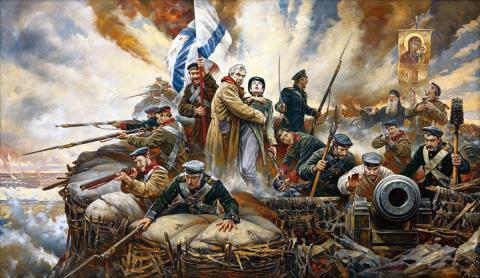 9 сентября - День памяти воинов, павших в Крымской войне 1853-1856 годов