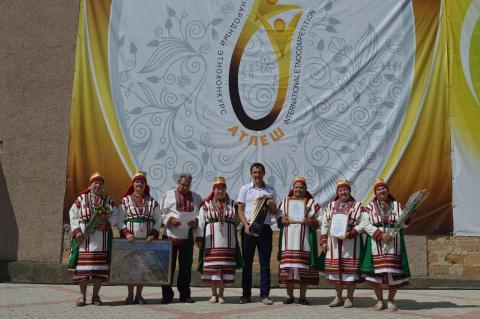 Гран-при в руках Мордовии