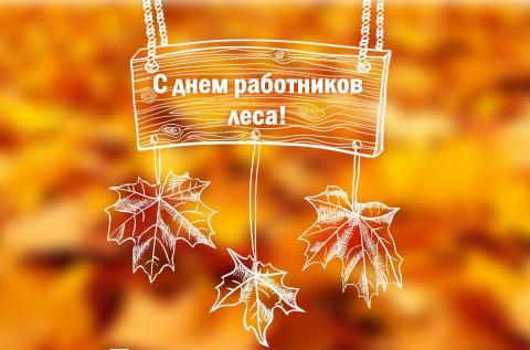 16 сентября  - День работников леса